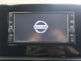 【純正メモリナビ】ナビゲーション機能はもちろん、多彩なメディアをお使いいただけます。地デジTV、Bluetooth接続、CD再生も可能!