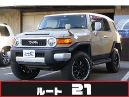 トヨタ FJクルーザー 4.0 オフロードパッケージ 4WD ナビ フルセグ ETC デフロック