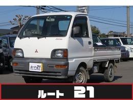 三菱 ミニキャブトラック 660 Vタイプ 三方開 4WD デフロック