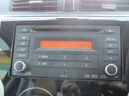 純正CDステレオです!