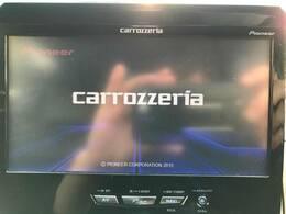 【フルセグ対応HDDナビ】音楽の再生・録音はもちろんテレビ・DVDの視聴もOK!!