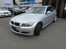 BMW 3シリーズ 325i ガラスサンルーフ ナビ ETC17インチAW