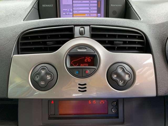 便利で快適なオートエアコン装着車です。