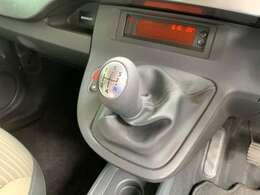 よりドライブをお楽しみいただけるマニュアルシフトのお車です。