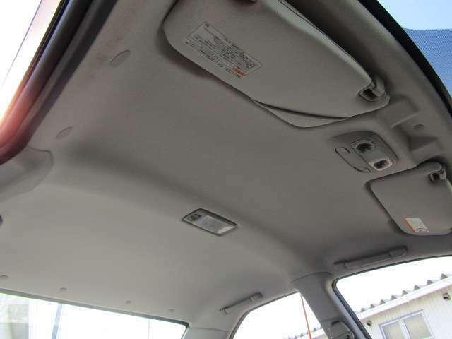 天井:見落としがちな天井部分も綺麗に保たれております!