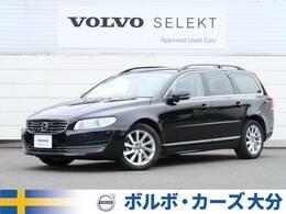 ボルボ V70 T4 SE 認定車・純正ナビ/リアビュー・ACC・P