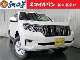 トヨタ ランドクルーザープラド 2.7 TX 4WD 新車/装備10点付 9型ナビ ドラレコ