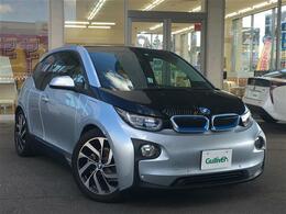 BMW i3 レンジエクステンダー 装備車 OP本革シート/ハーマンカードン/19inchAW