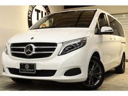 メルセデス・ベンツ Vクラス V260 ロング レーダーSP 限定車 1オナ 黒革 新車保証付