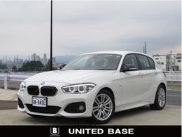 BMW 1シリーズ 118d Mスポーツ 禁煙 地デジ インテリセーフティーBカメラ
