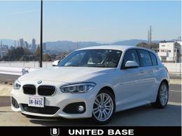 BMW 1シリーズ 118d Mスポーツ インテリジェントセーフティーバックカメラ
