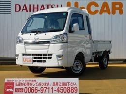 ダイハツ ハイゼットトラック 660 ジャンボ SAIIIt 3方開 4WD 弊社デモカーUP キーレス LEDライト