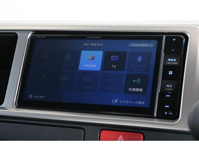 ナビはBluetooth接続も可能で、乗車中も手軽に音楽を楽しむことができます!!