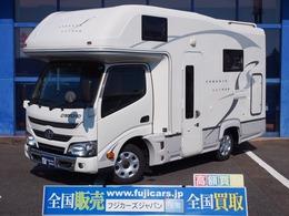 トヨタ カムロード ナッツRV クレソンボヤージュW 4WD DC冷蔵庫 FFヒーター マックスファン