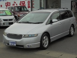 ホンダ オデッセイ 2.4 L 4WD 社外グリル ナビ 地デジ ETC HID