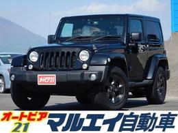 ジープ ラングラー サハラ 4WD 社外ナビ・フルセグ・キーレス・純正AW