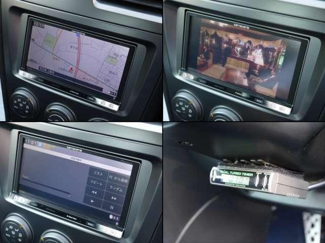 カロッツェリア製AVIC-MRZ009ナビ装備済み☆フルセグ・Bluetooth使用可能♪