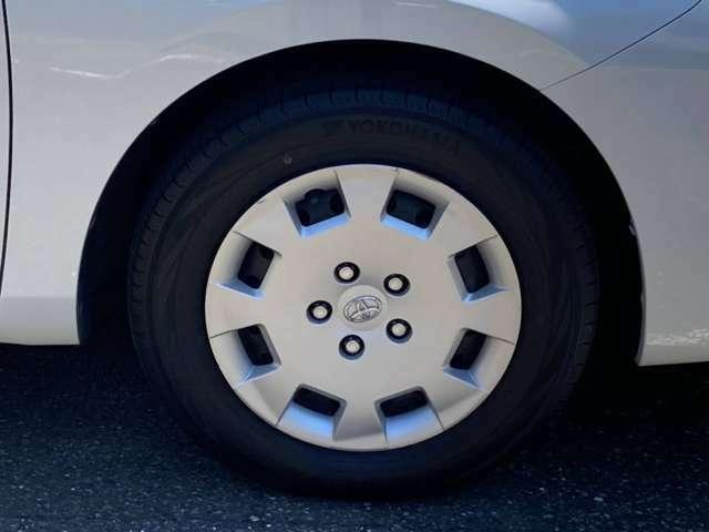 タイヤもしっかりと点検ずみです!まだまだ安心して使っていただけます!