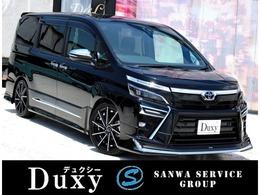 トヨタ ヴォクシー 2.0 ZS 煌III 新車 モデリスタ×DUXYコンプ  19AW