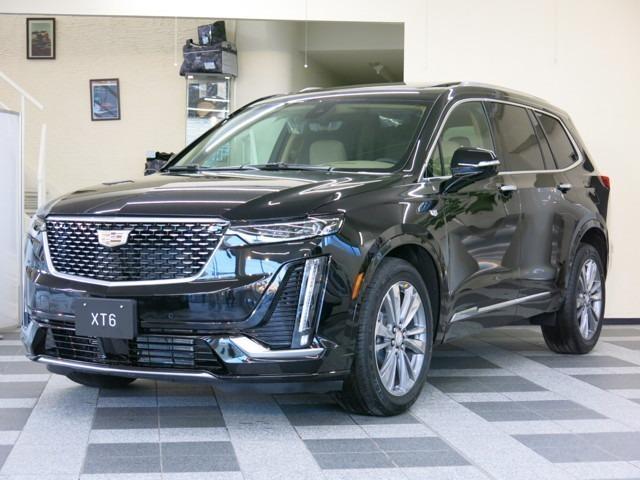 正規21yモデルNEW CAR CADILLAC「XT6 Platinum」の登場です。