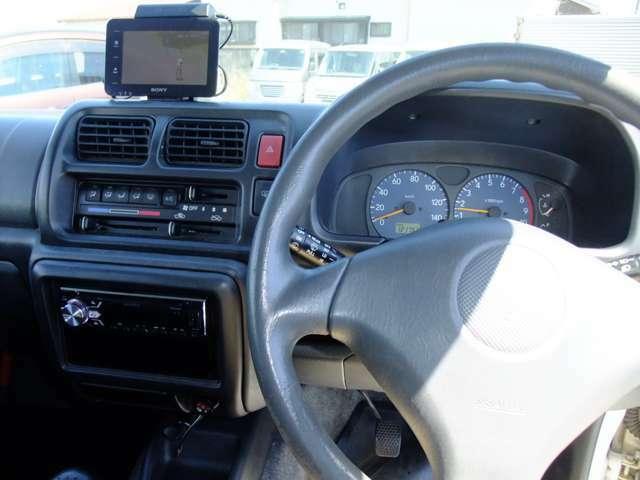 こんな感じの・・・ドライブモード・・・