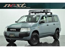トヨタ プロボックスバン 1.5 GL 4WD 5速MT リフトアップ MTタイヤ カスタム