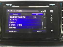 【純正ナビ】!!運転がさらに楽しくなりますね!! ◆DVD再生可能◆フルセグTV◆Bluetooth機能あり