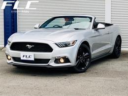 フォード マスタング UK右仕様2.3エコブースト フォード認定サービスディーラー