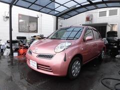 日産 マーチ の中古車 1.2 12S 愛知県名古屋市南区 8.4万円