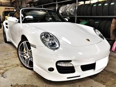 ポルシェ 911カブリオレ の中古車 ターボ ティプトロニックS 4WD 愛知県名古屋市中川区 823.0万円