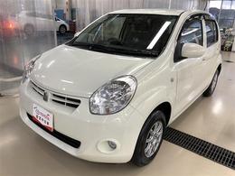 トヨタ パッソ 1.0 X クツロギ 4WD