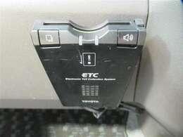 こちらのシエンタにはETCも付いています。インターチェンジもスイスイです。ETCカードの準備も忘れずに。