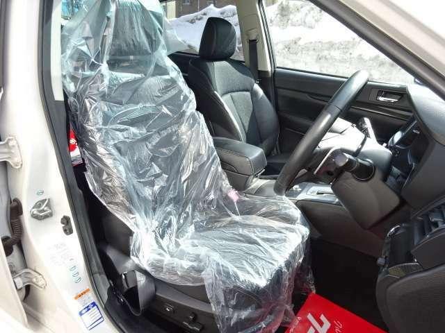 シートも綺麗!!シミ・汚れやヘタレも無く綺麗なお車!!大切に使われていたお車です☆