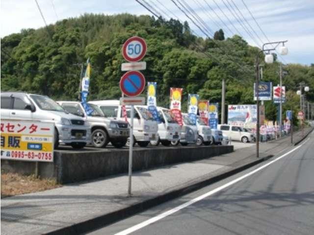 常時80台以上の在庫車を展示しております。中古車だけではなく新車・登録済未使用車・リース車・レンタカー等多く取り扱っております!