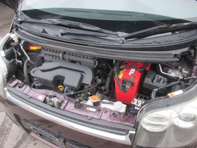 納車前にきっちり整備して納車致しますので安心してお乗りになれるお車ですよ!