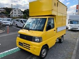 三菱 ミニキャブトラック 移動販売車 キッチンカー