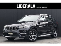 BMW X1 xドライブ 18d xライン 4WD ACC 衝突軽減B HUD 純正ナビ Bカメラ 半革