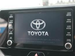 ディスプレイオーディオを装備でロングドライブも快適です。フルセグTV視聴可能!