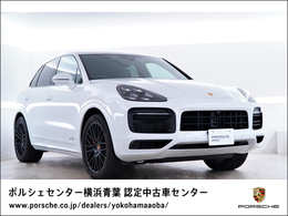 ポルシェ カイエン GTS ティプトロニックS 4WD パノラマルーフ スポーツクロノ