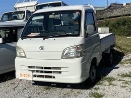 ダイハツ ハイゼットトラック 660 エアコン・パワステスペシャル 3方開 5速MT車・取扱説明書