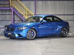 BMW M2クーペ の中古車 M DCT ドライブロジック 福岡県福岡市博多区 580.0万円