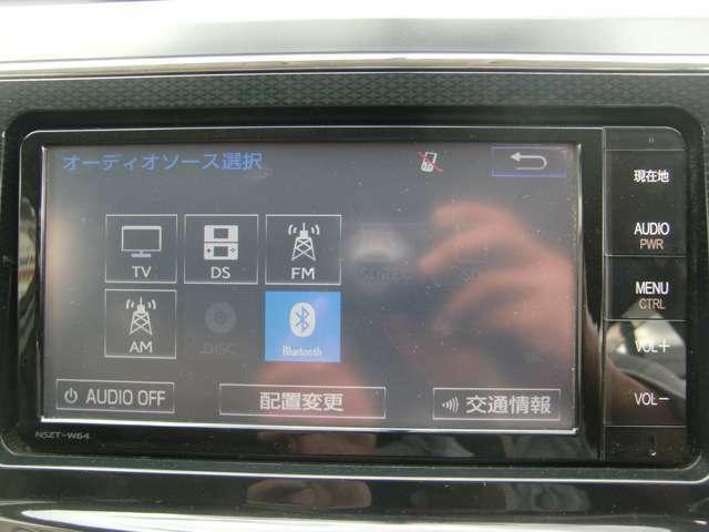 純正SD録音ナビ♪地デジフルセグTVにDVD再生もOK♪ブルートゥース対応なので、携帯の音楽再生やハンズフリー通話も可能です☆安心のバックカメラも装備していますよ(>。<)♪