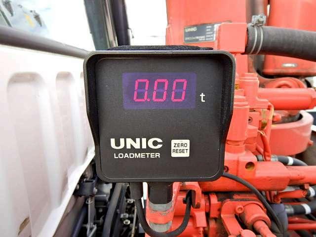 荷台床板 フック4対 燃料タンク200L×1