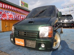 スズキ ワゴンR 660 RS