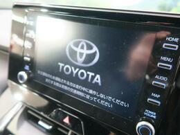 【純正ディスプレイオーディオ】納まりが良く車内にまとまりが生まれますね!