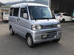 三菱 ミニキャブバン 660 CL ハイルーフ 4WD オートマ ナビ キーレス