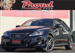 レクサス IS 350 Fスポーツ サンル-フ/黒革シ-ト/PCS/レーダークルーズ