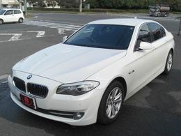 BMW 5シリーズ 523i ハイラインパッケージ HDDナビ Bカメラ 黒革シート