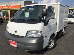 日産 バネットトラック 冷蔵冷凍車 DENSO製-7度設定表示 低床 5MT