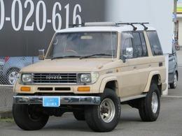 トヨタ ランドクルーザープラド 3.0 EXワイド ディーゼルターボ 4WD